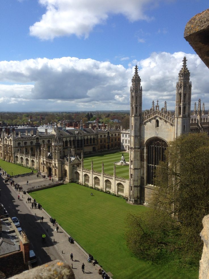 Kings College, Cambridge UK