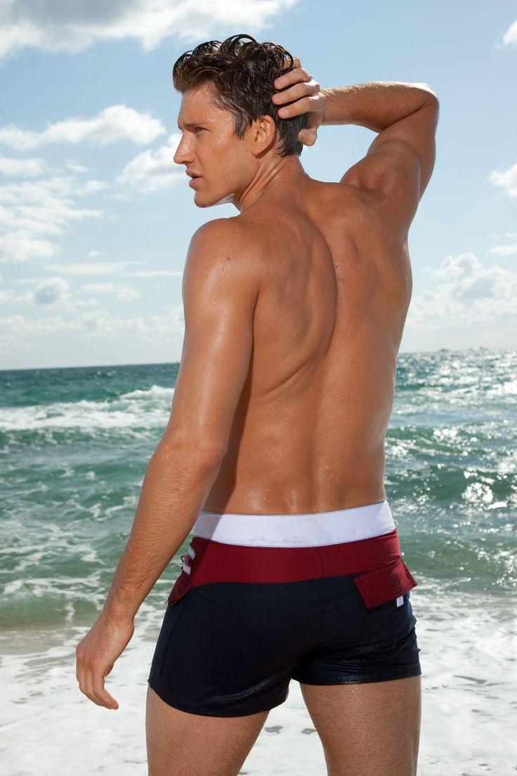 Brady Ervin for Undergear (2012) #BradyErvin #undergear #malemodel #model #Wilhelmina #WilhelminaModel #PromodModels #PMAModels #swimwear #abs #pecs