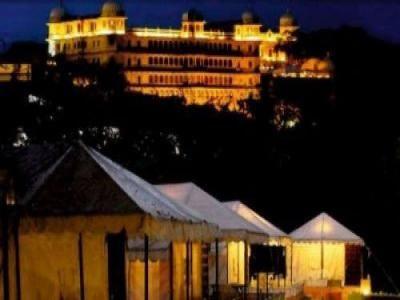 Resorts tent in Mumbai-0