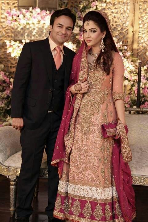cbbac8abe Pakistani Bride - Aisha Imran Bridal | Wedding - Pakistani Bride | Wedding  dresses, Desi wedding dresses, Desi wedding