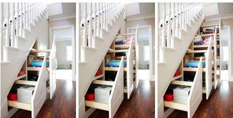 Creative storage small house