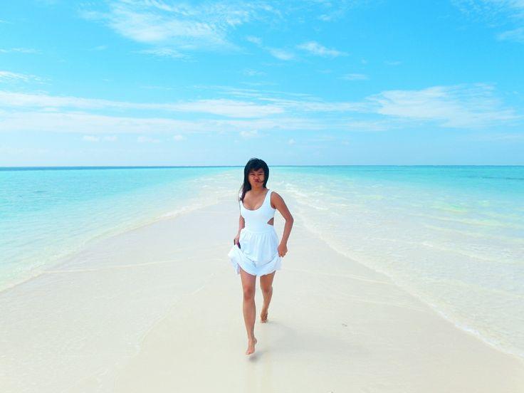 Klutzclumlov: Maldives - Gangehi Island Resort - The Island Part 2 (2)