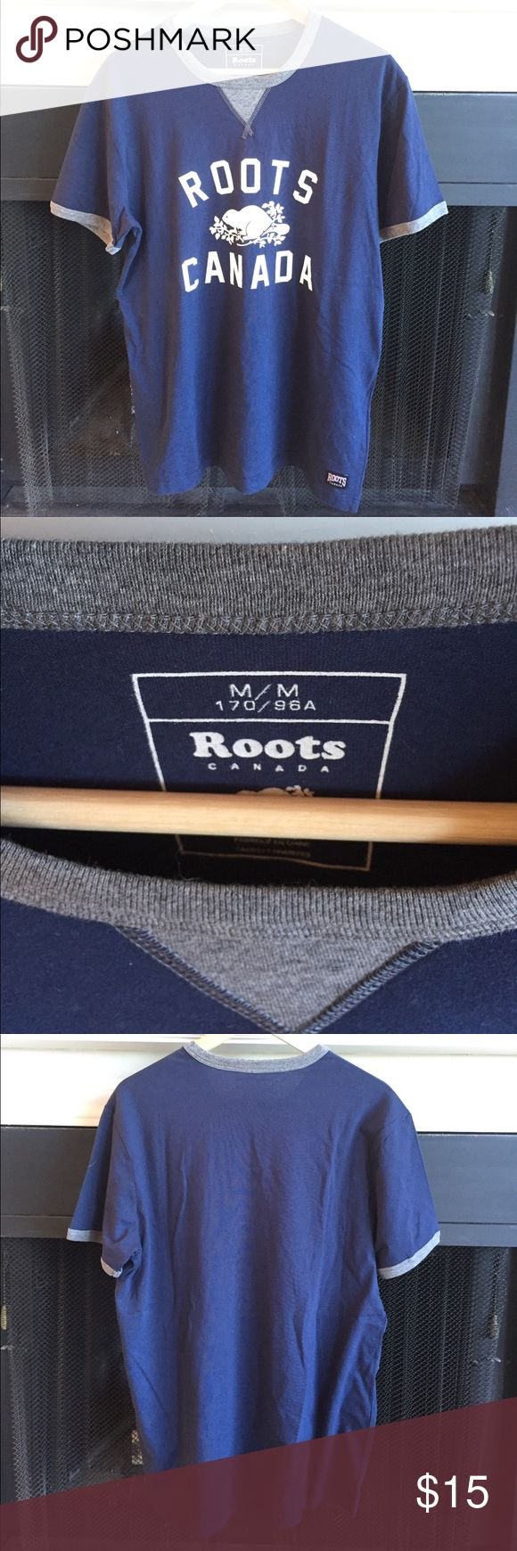 Trend Brand New Roots T shirt