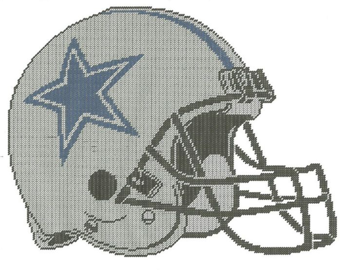 Free Plastic Canvas Craft Pattern to down load | FOOTBALL PLASTIC CANVAS PATTERNS | Browse Patterns
