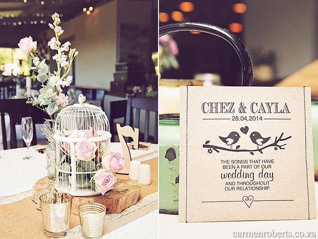 Carmen Roberts Photography, Chez & Cayla wedding decor ideas.