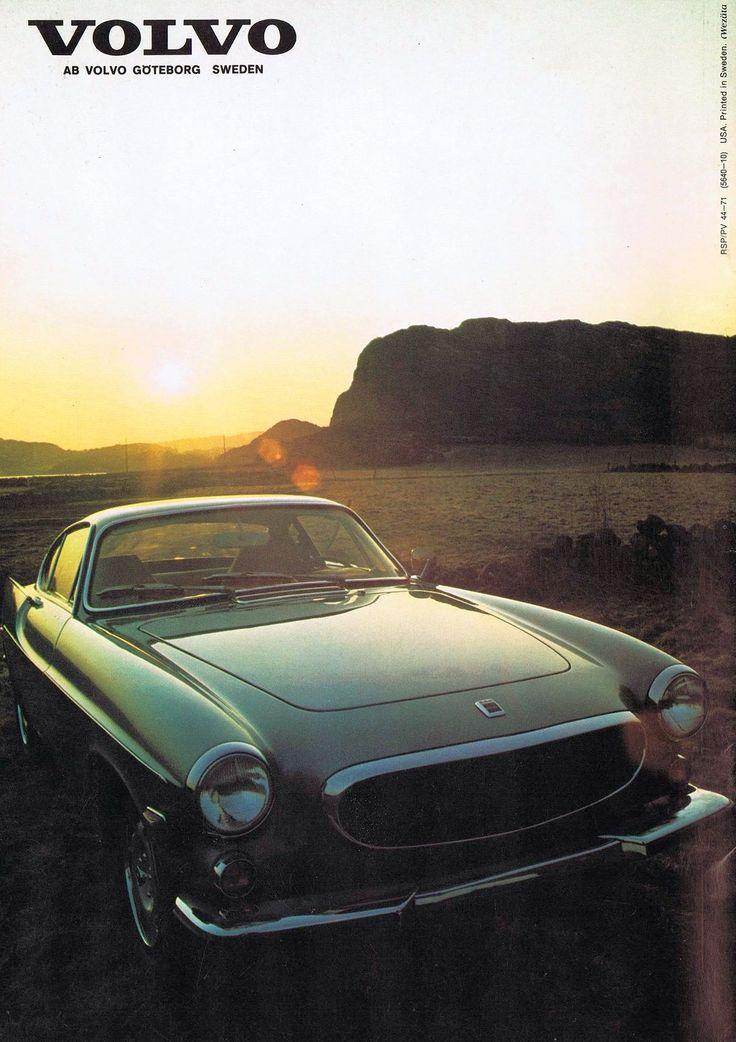 """process-vision: """"1971 Volvo 1800E """""""