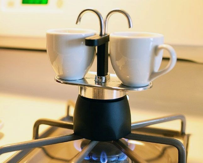 Stovetop Espresso Maker--yes please!