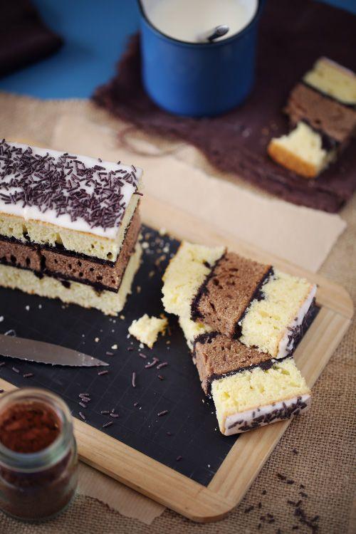 Retrouvez en images la recette du napolitain maison !