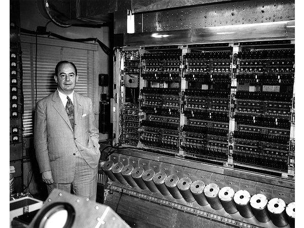 John von Neumann, mathematician, physicist, inventor, computer scientist and polymath