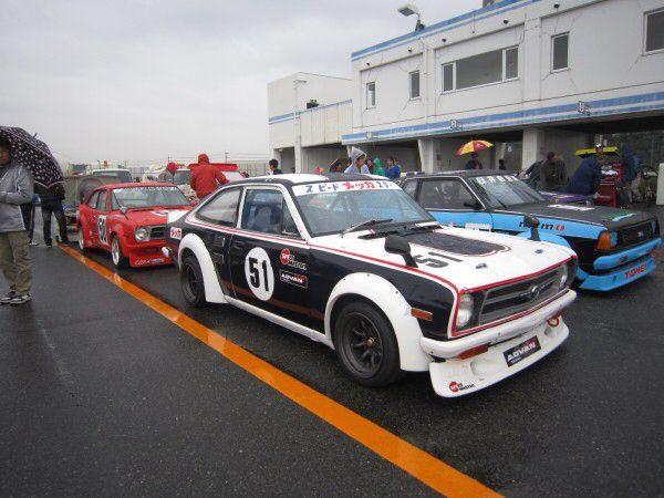 Datsun F Cup Racing