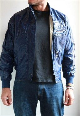 Sachs Sporting by BOHLE Dark Blue Jacket. Made in Austria