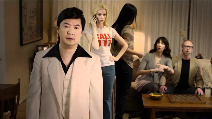 This PSA video uses humor along with helpful knowledge on how to safe someones life. And it has Ken Jeong in it. Who doesn't love Ken Jeong?