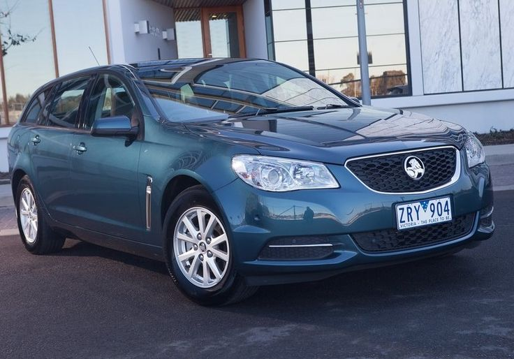 Holden VF Commodore Sportwagon Design