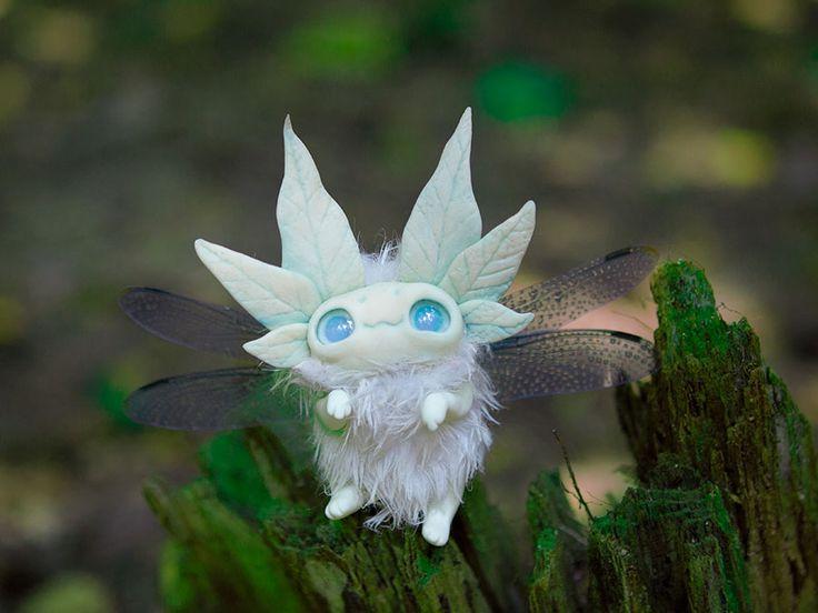 Spring flying sleepyhead by Furrykami-creatures.deviantart.com on @DeviantArt