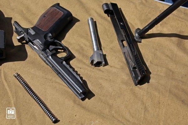 Смертельное оружие «Калашникова» — пистолет Лебедева -