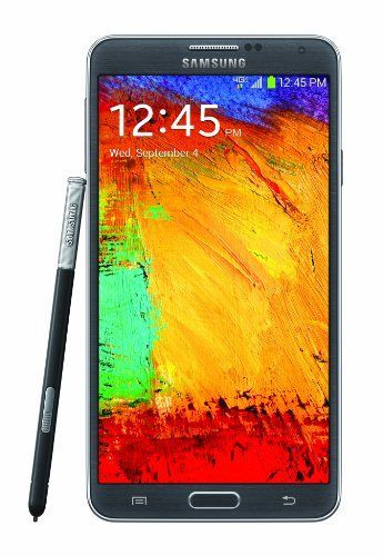 Samsung Galaxy Note 3, Black (Verizon Wireless) [New Customer ONLY] for $169.99