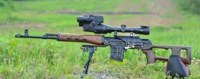 """Tigr"" semi-automatic rifle"