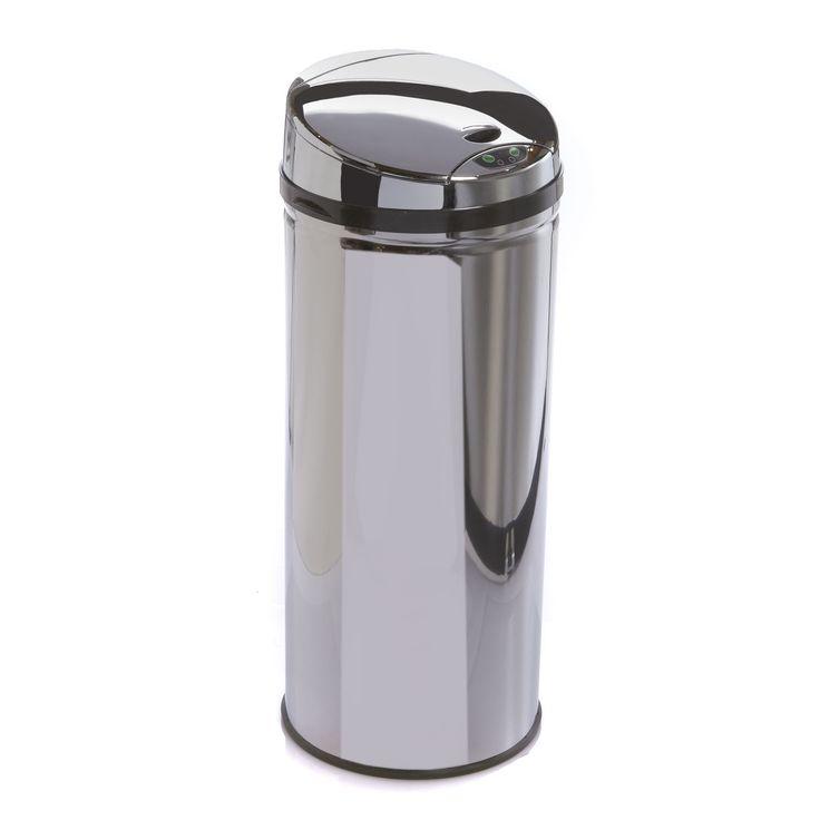 Poubelle automatique 45 L - Open - Les poubelles-Cuisine-Par pièce-Alinéa FR - Décoration intérieur - Alinea