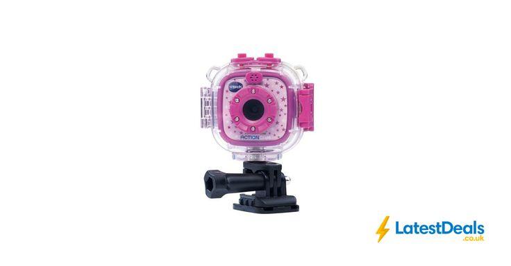VTech Kidizoom ActionCam *HALF PRICE* Free Delivery, £24.99 at Smyths Toys Superstores