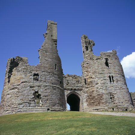 10 of the best: castles: Dunstanburgh Castle, Northumberland