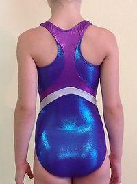 Under Armour Girls Gymnastics Leotard/Leo Child X-Small/Small CXS/CS