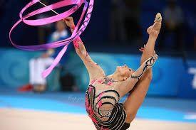 Resultado de imagem para ginastica ritmica fita movimentos