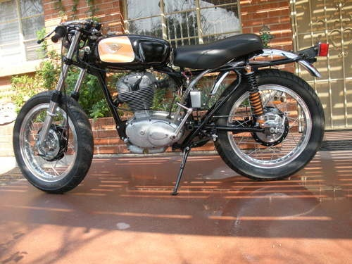 Cafe of the Day :Ducati 1967 250: Cafe K-Cup, Cafe Racers