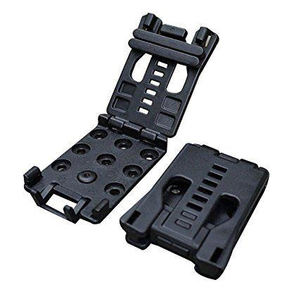 Ocaler Tactical Tek-Lok Universal Utility EDC Belt Clip Large with Hardware