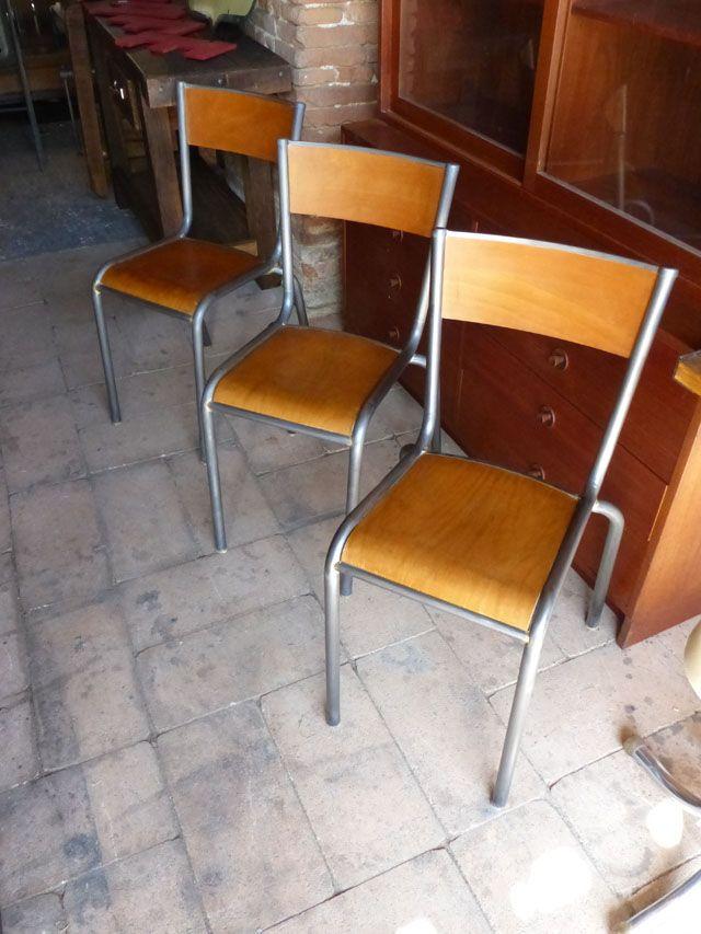 les 25 meilleures id es concernant chaises d 39 cole sur pinterest cole vintage vieux bancs de. Black Bedroom Furniture Sets. Home Design Ideas