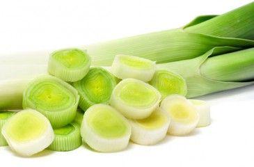 Лук-порей - польза и вред. Рецепты приготовления полезных блюд из лука-порея с фото
