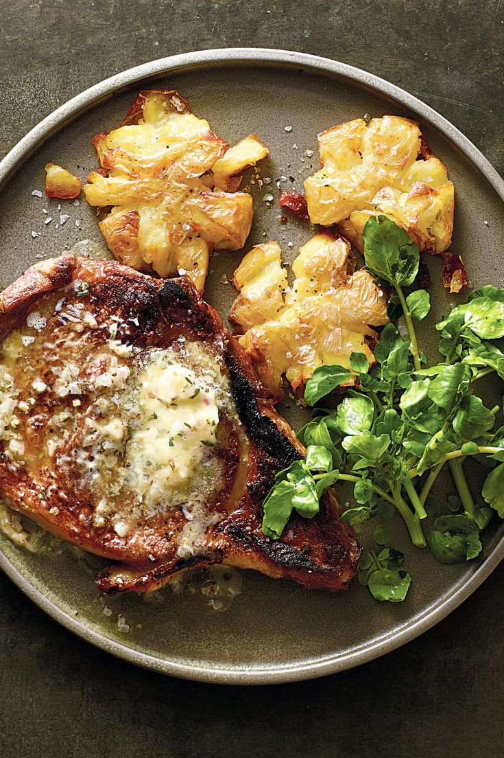 NYT Cooking: There is no better, more reliable restaurant dish than steak frites. It is perhaps America's favorite French food, a cheeseburger deluxe recast for date nights, celebrations, feasts. Few make the dish at home, though: The frites are too labor-intensive for all but the most project-oriented cooks. Here, then, is a recipe to fake out the fries, one that will take even a relatively neophyte home cook little more than an hour to make. The aim is great steak, a delicious sauce of…
