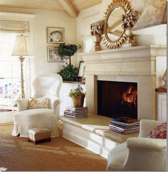 Raised Hearth Fireplace Designs: 17 Best Images About Fireplace On Pinterest
