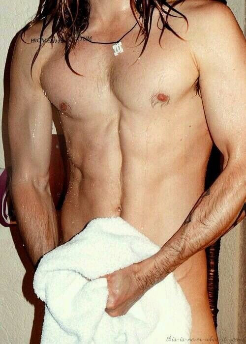 Jared Leto's amaaaazing body