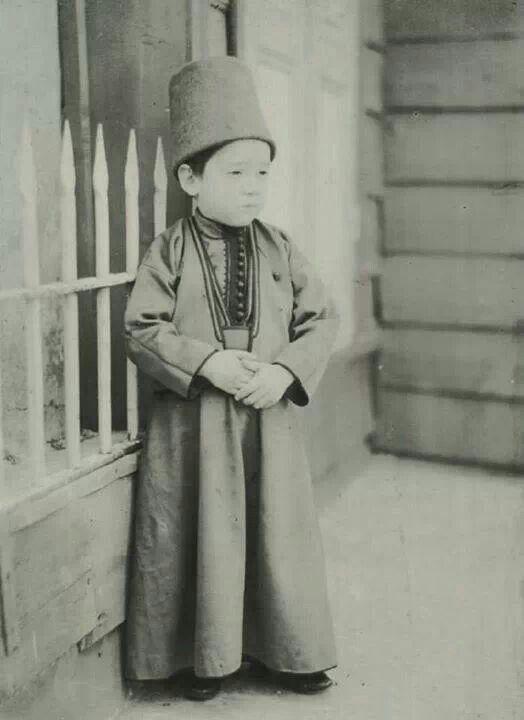 Ottoman child