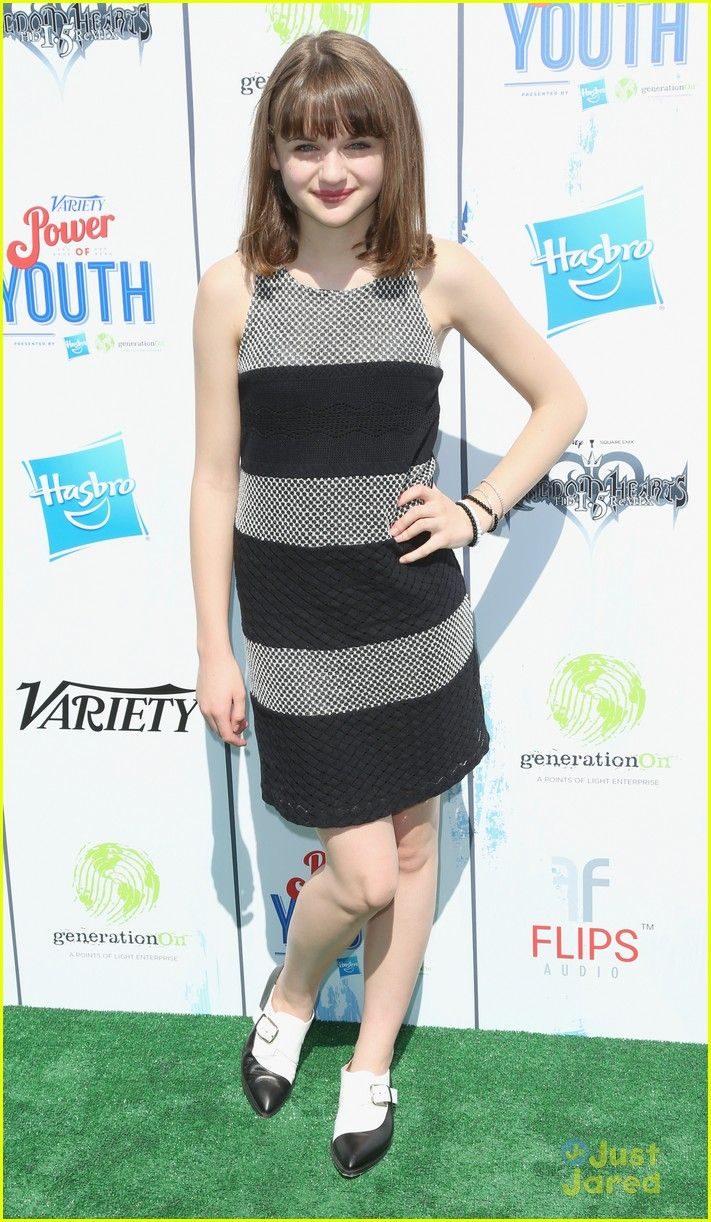 Joey King: Power of Youth 2013