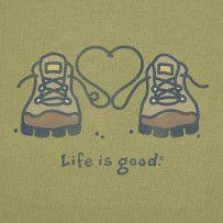 Trek it out. #Lifeisgood #Optimism