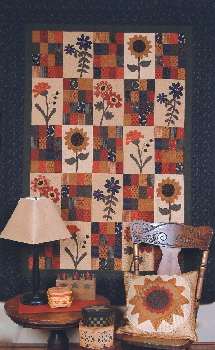 Meadow Waltz by Kansas Troubles Quilters