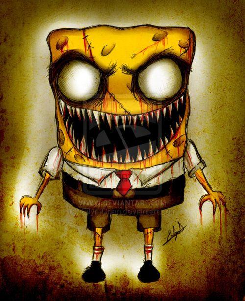 #zombie #spongebob                                                                                                                                                                                 More