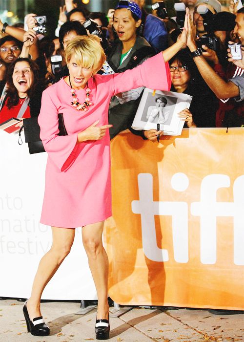 That time Emma Thompson got drunk at TIFF and met her fans