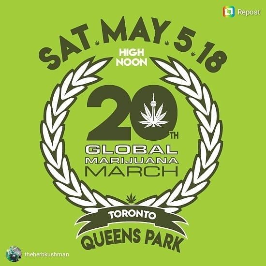 Save the date! After 20 years of marching we are finally getting legalization!  #gmmto #gmm420years #yourvotecounts #legalizetdot #nomoremarijuanaarrests #riseupontario  #dankr #toronto #420toronto #smokeweed #thehighsociety #thc #torontoweed #cloudsovercanada #canadianstoners #thesix #the6ix #the6 #gta