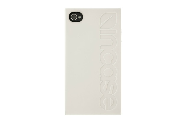 incase iPhone 4s Box Case. Cool, and in 3 other colours: pink, black and transparent.