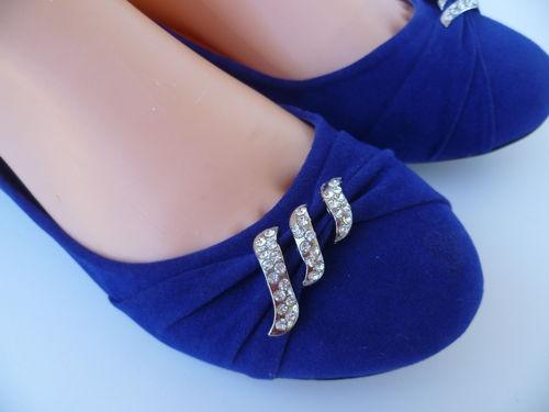 royal blue flats | Wedding | Pinterest | Blue flats, Royal blue ...