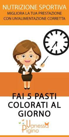 Colazione, snack, pranzo, merenda e cena sono importanti per mantenere il nostro metabolismo attivo.