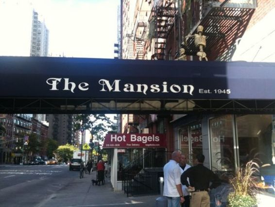 Mansion Restaurant Nyc Order