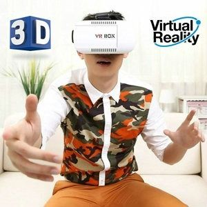 """VR BOX 3D virtuális valóság szemüveg 3,5""""-6""""-os telefonokhoz"""
