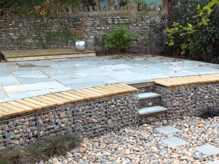 1000+ ideas about Cheap Retaining Wall on Pinterest | Gabion retaining ...