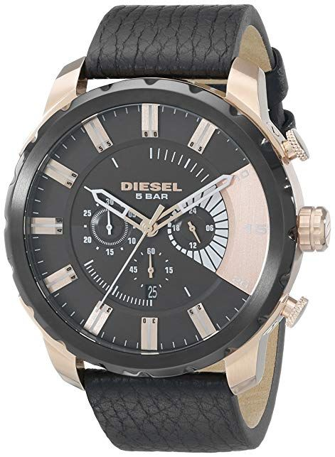 3921e87cd3bf Diesel Mens DZ4347 Review Mejores Relojes