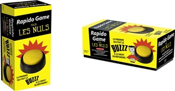 Un jeu qui mêle 500 questions de culture générale et rapidité, le tout avec des pièges.