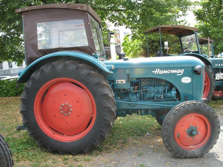 Hanomag Traktor 435 | eBay
