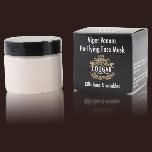Viper Venom Purifying Face Mask by Cougar - 50ml - In Stock Now - £40 with fast free delivery! #antiagingskincare